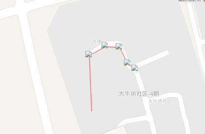 7-GPS室外定位导航车规划航点waypoint 和下发