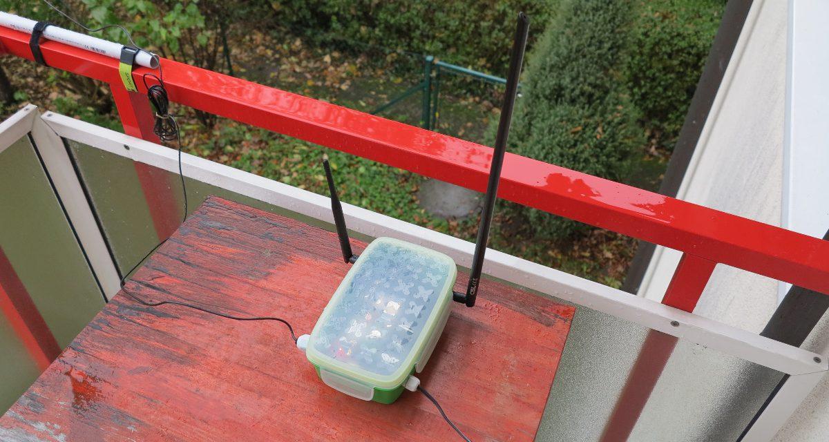 使用RASPBERRY PI计算机和RTKLIB进行精确的GPS定位-GPS基站的配置