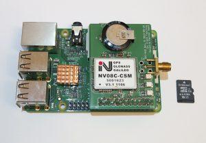 使用RASPBERRY PI计算机和RTKLIB进行精确的GPS定位-软件安装