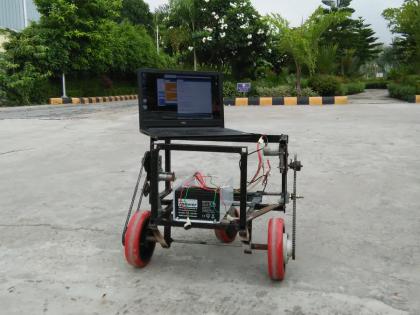印度咖喱做的Chunchunmaru robotcar