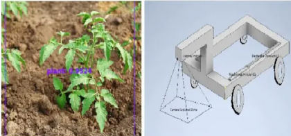 自动除草机器人系统改装制作