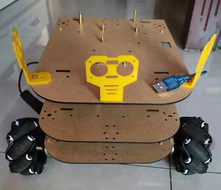 Rovi is a robot name机器人Rovi智能车Rovi